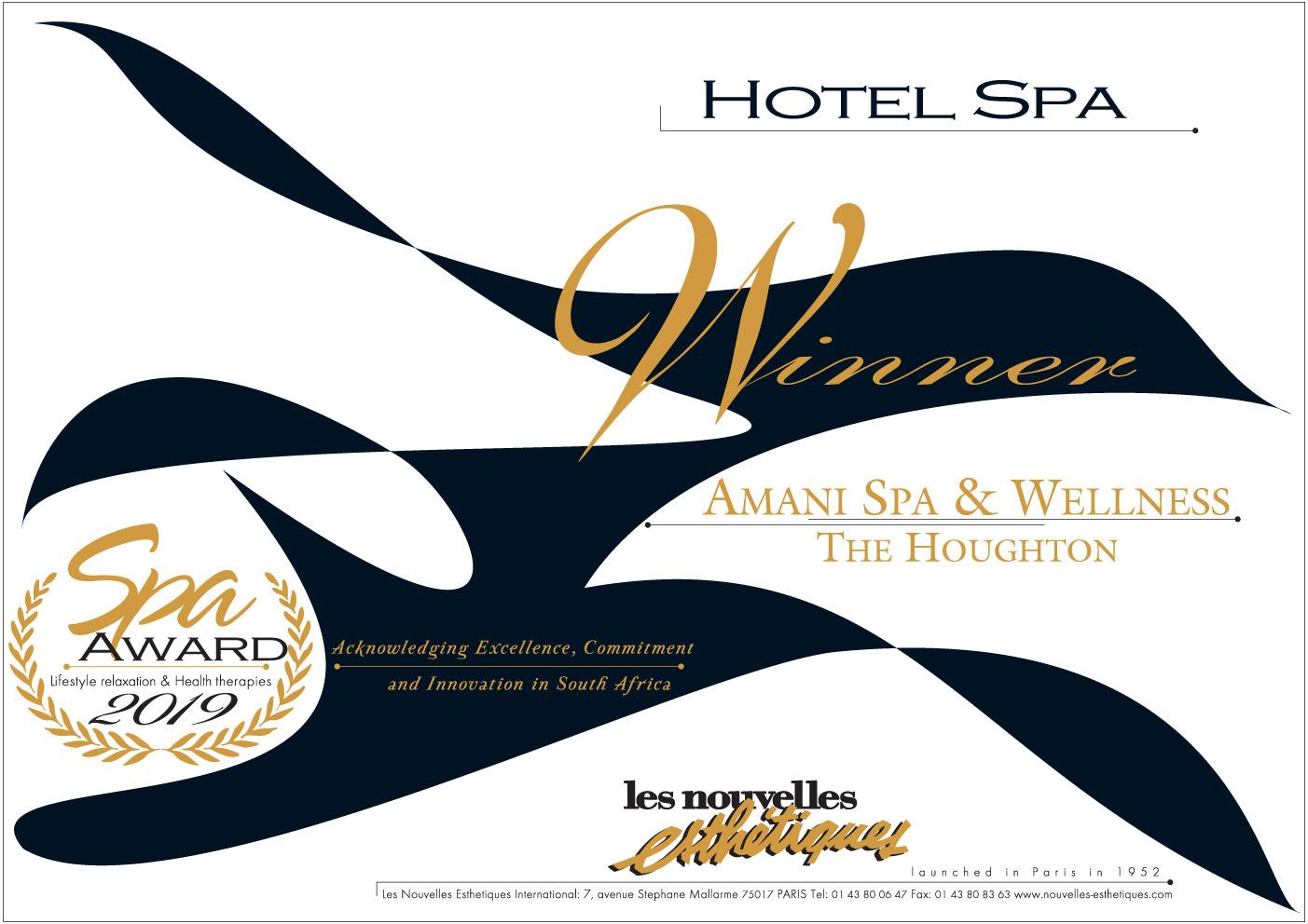 Hotel Spa 2019 p